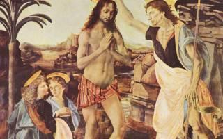 Какого числа отмечают Крещение
