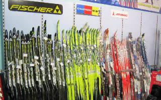 Как подобрать лыжи по росту и весу