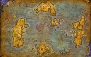 Как попасть на Расколотые острова