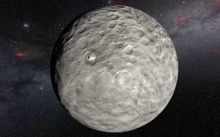 Как образовался пояс астероидов