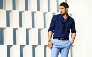 Какие бывают стили мужской одежды