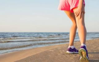 Как остановить судорогу в ноге