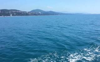 Как добраться от Краснодара до моря