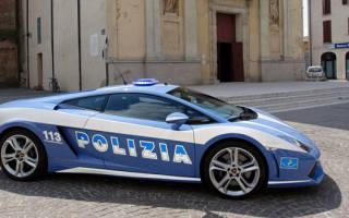 Как называют полицейских в Италии