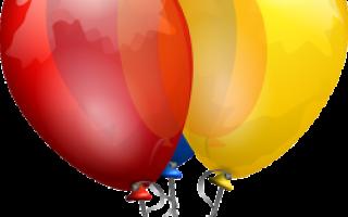 Как сделать день рождения весёлым