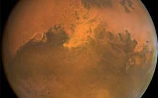 Сколько длится день на Марсе
