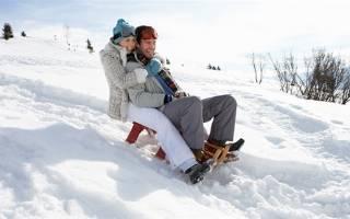 Куда сводить девушку в москве зимой
