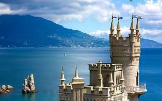 Что стоит посетить в Крыму