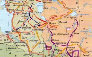 Каковы причины Ливонской войны