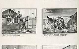Сказка о рыбаке и рыбке кто автор