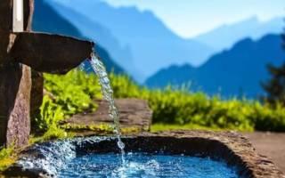 Каковы запасы пресной воды на Земле