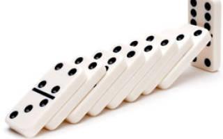 Как научиться играть в домино