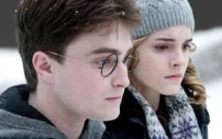 Будет ли 9 часть Гарри Поттера