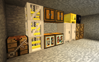 Как сделать холодильник в майнкрафте