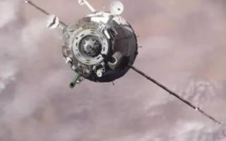 Как возвращаются на землю космонавты