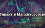 Что взорвалось в Магнитогорске