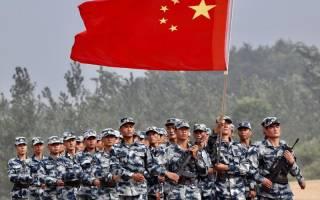 есть ли призыв в армию в китае