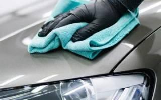 Чем отмыть цемент с машины